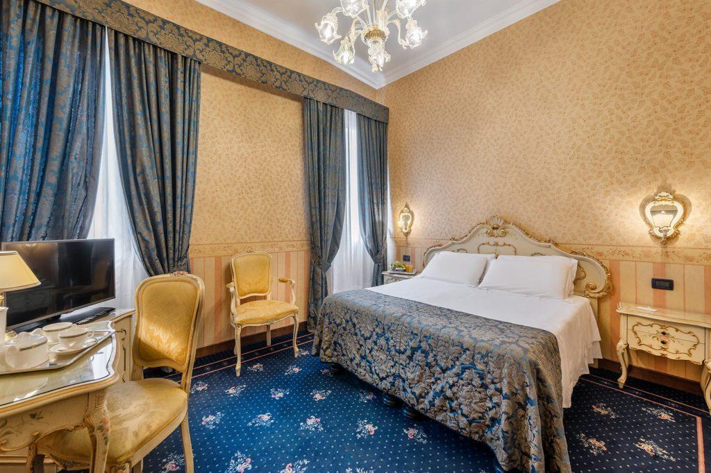 Camere zona san marco venezia hotel montecarlo venezia for Soggiorno a montecarlo